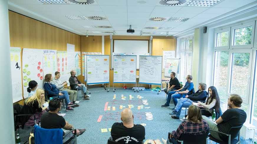 Seminar Workshop Veranstaltung