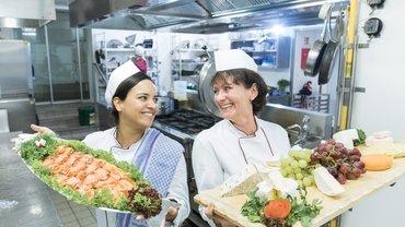 Küche Verpflegung Gastronomie